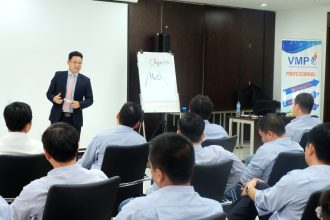 Trainer Phan Huu Loc Sales Training