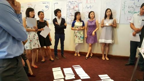 Khóa học kỹ năng bán hàng tại Hà Nội 1