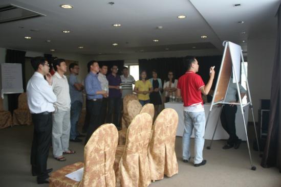 Trung tâm đào tạo kĩ năng bán hàng 1