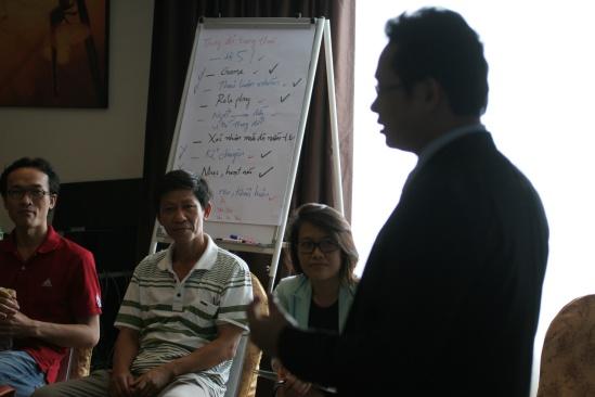 khóa học kỹ năng bán hàng tại Hà Nội 2