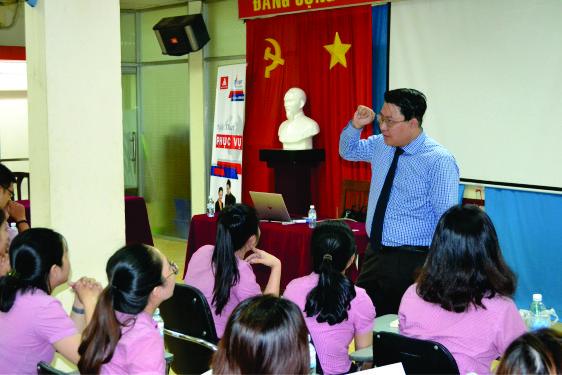 dịch vụ khách hàng - lớp học vmptraining