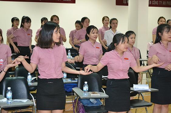 hoạt động tại lớp học vmp