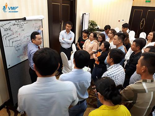 thảo luận kỹ năng bán hạn hiệu quả VMP